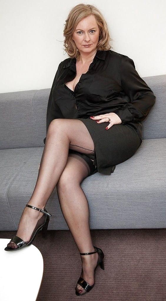 Сексуальная Зрелая Женщина (36 Фото)