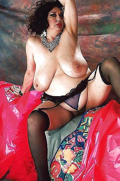 Berta Maria Waagfjord Nude