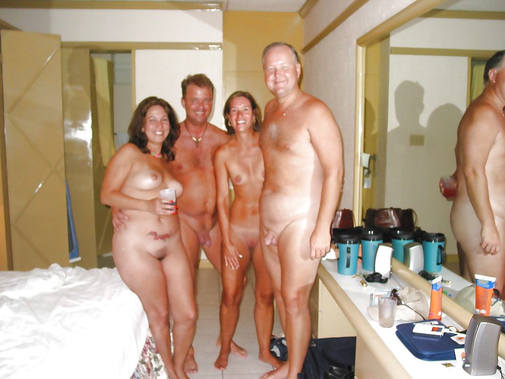 Wives Getting Naked