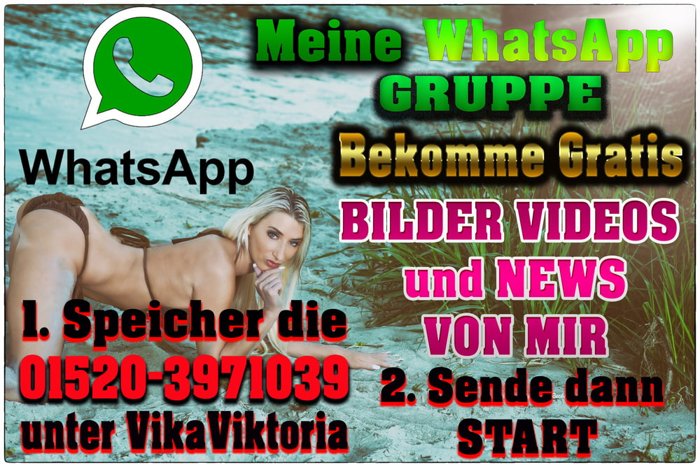 Nudes whatsappgruppe