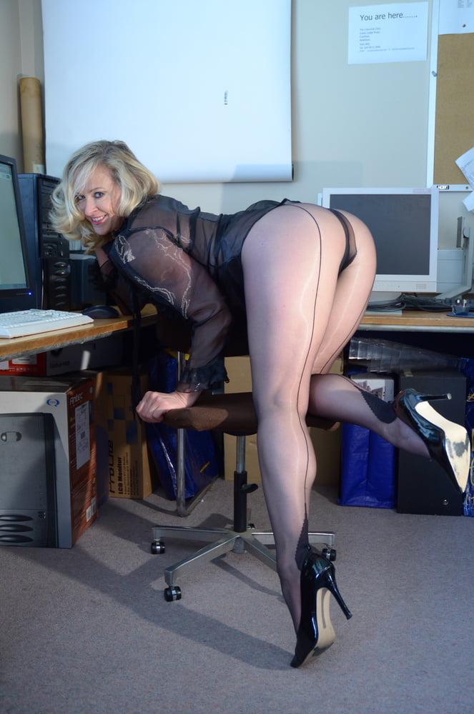 blog in Real women pantyhose