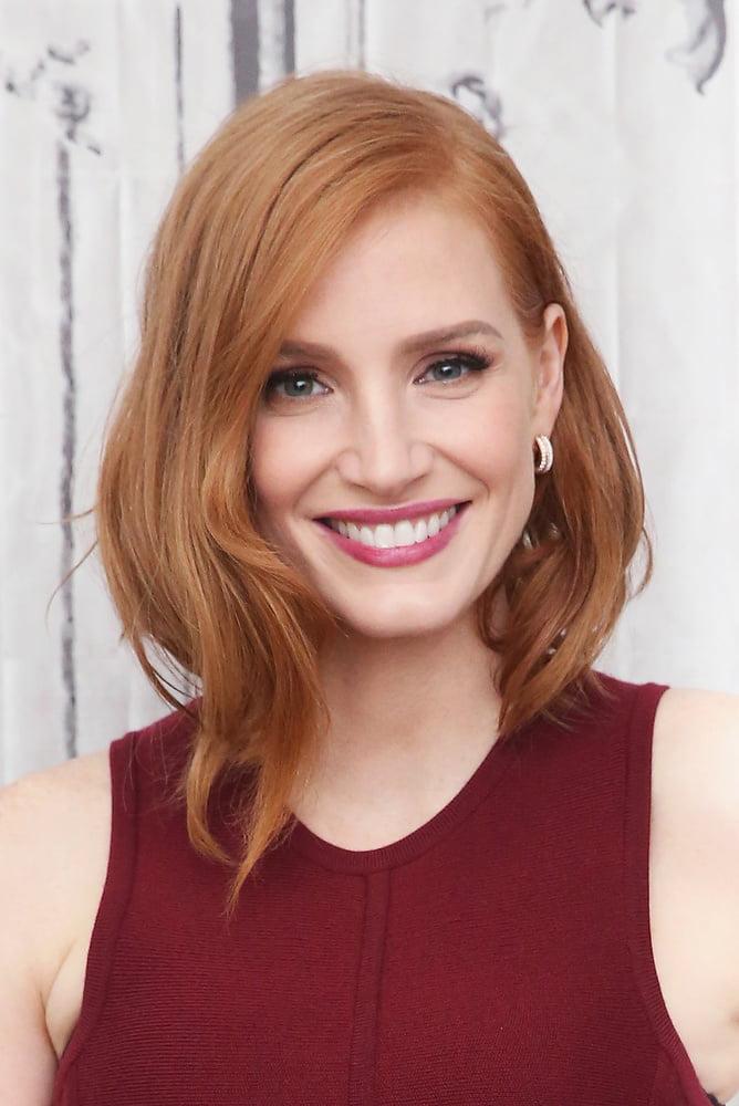 Red hair celebrities female