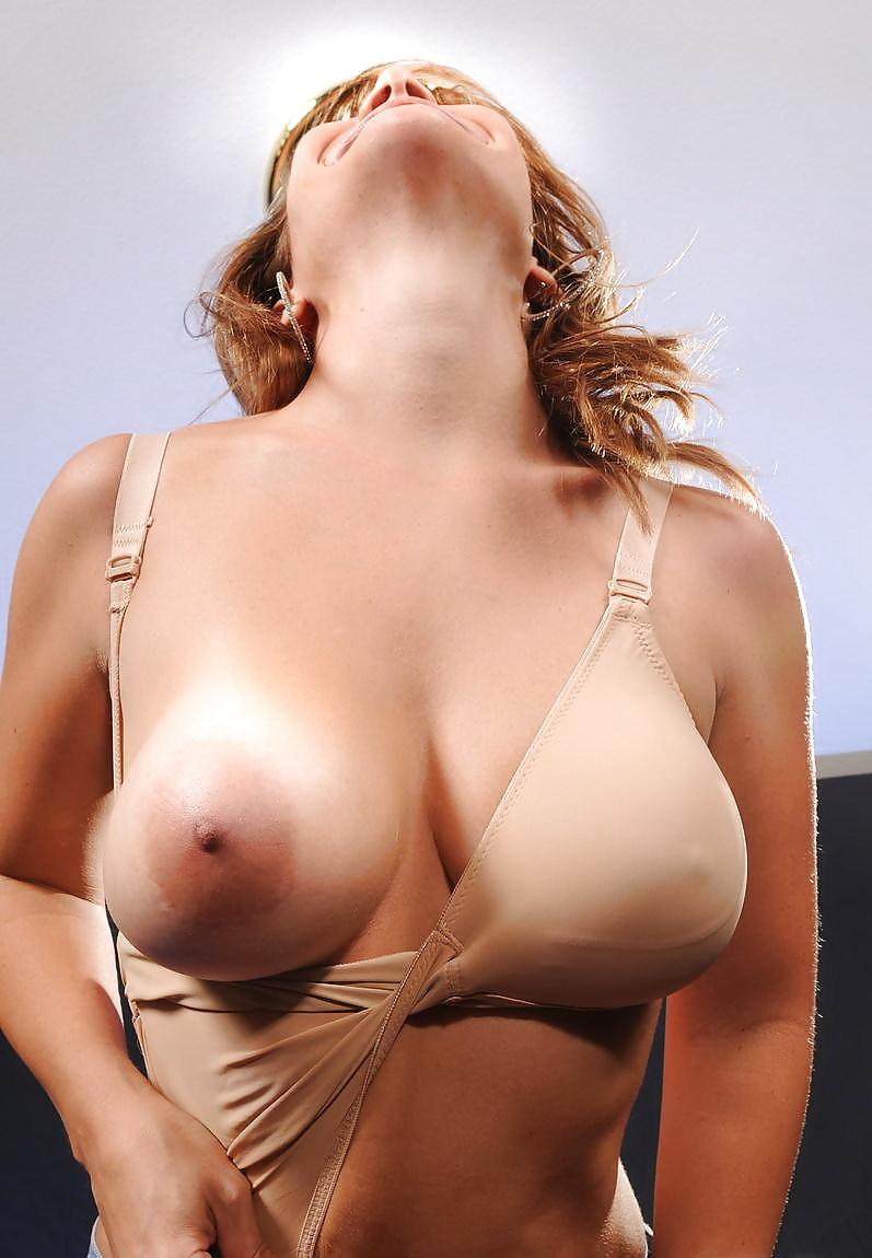 Big black hard nipples