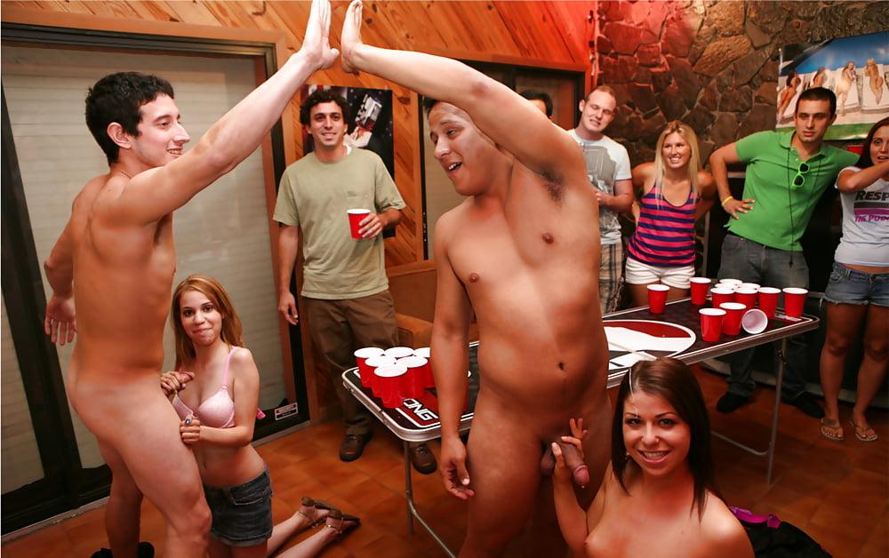 Bikini amateur college party nude videos