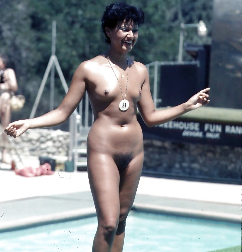 Nudist pageant clips