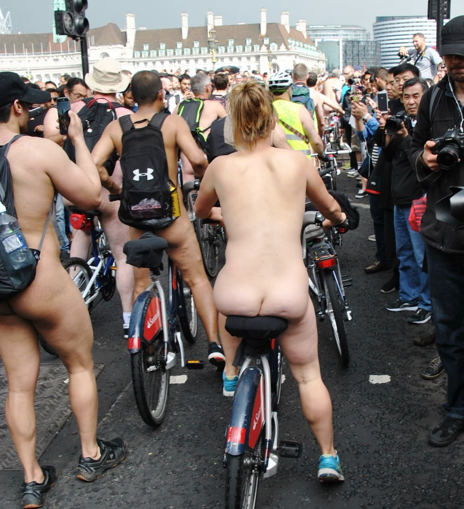 Join told very pregnant nude on bike