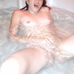Masturbating In The Jacuzzi