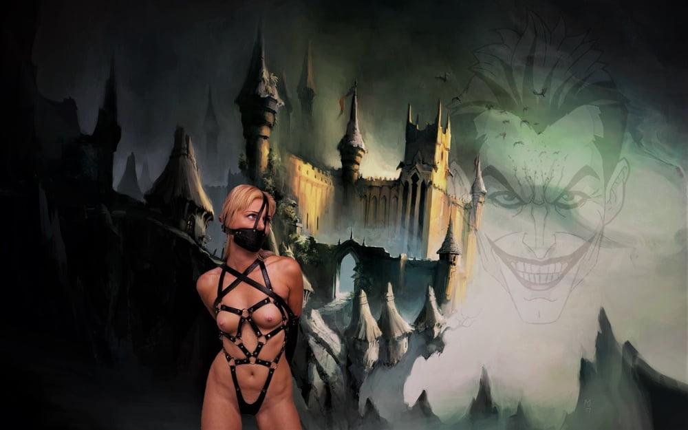Finest Art: Fetish Comics - 25 Pics