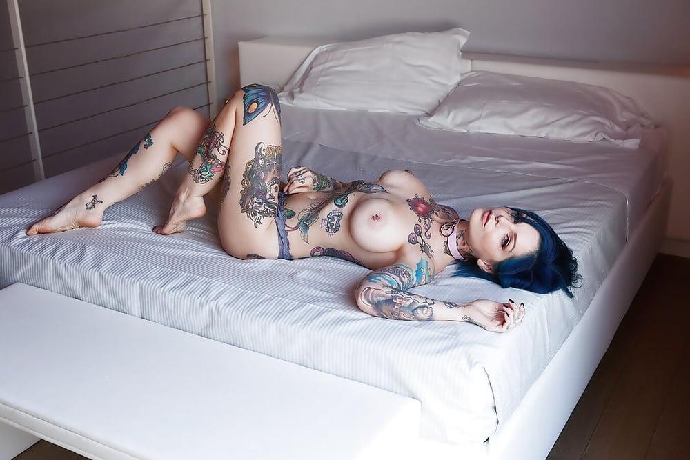 Riae Suicide Girls Young Alternative Tattoo Model Slim Sexy Babe Jjgirls 1
