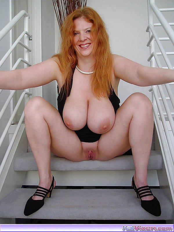 redhead xxx Vixen