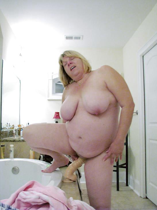 wife tits Fat big