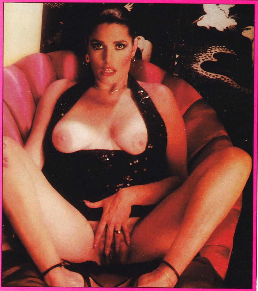Gloria Leonard High Society Nude