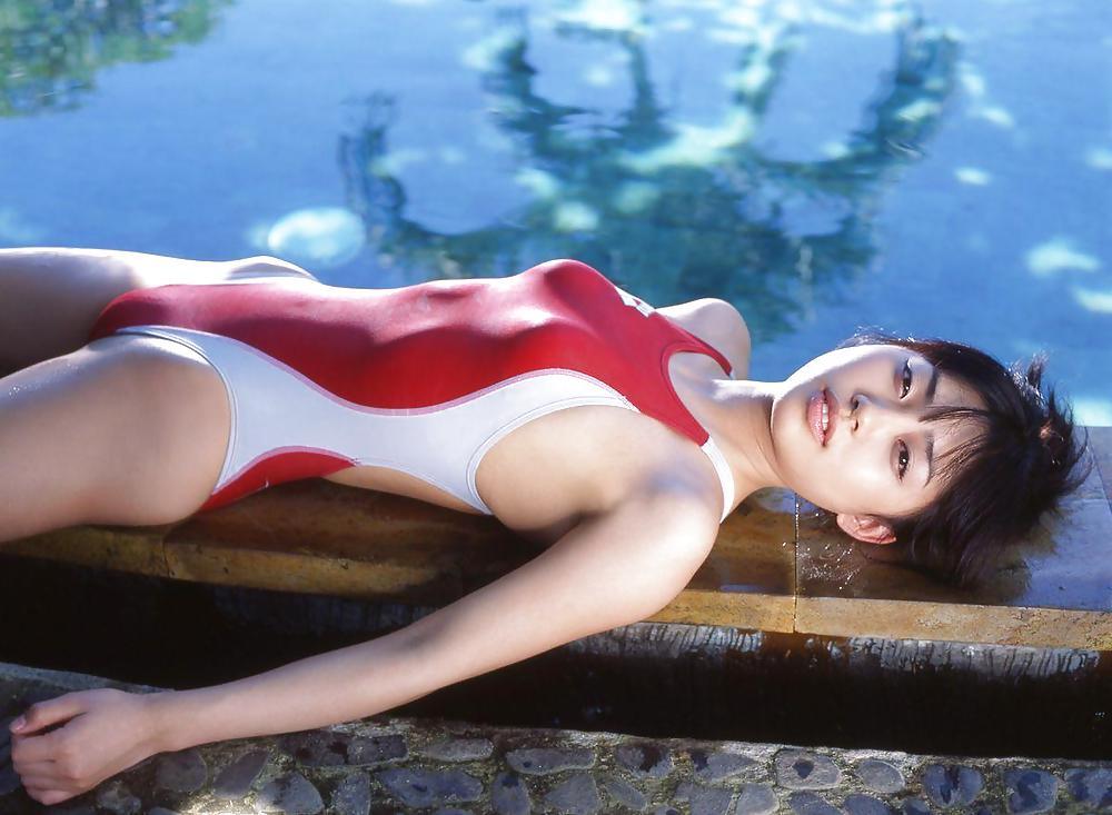 Naked girls body