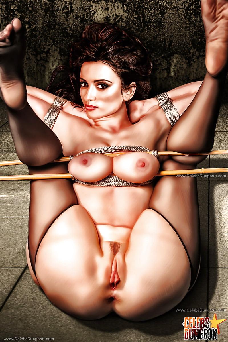 Порно пенелопой круз