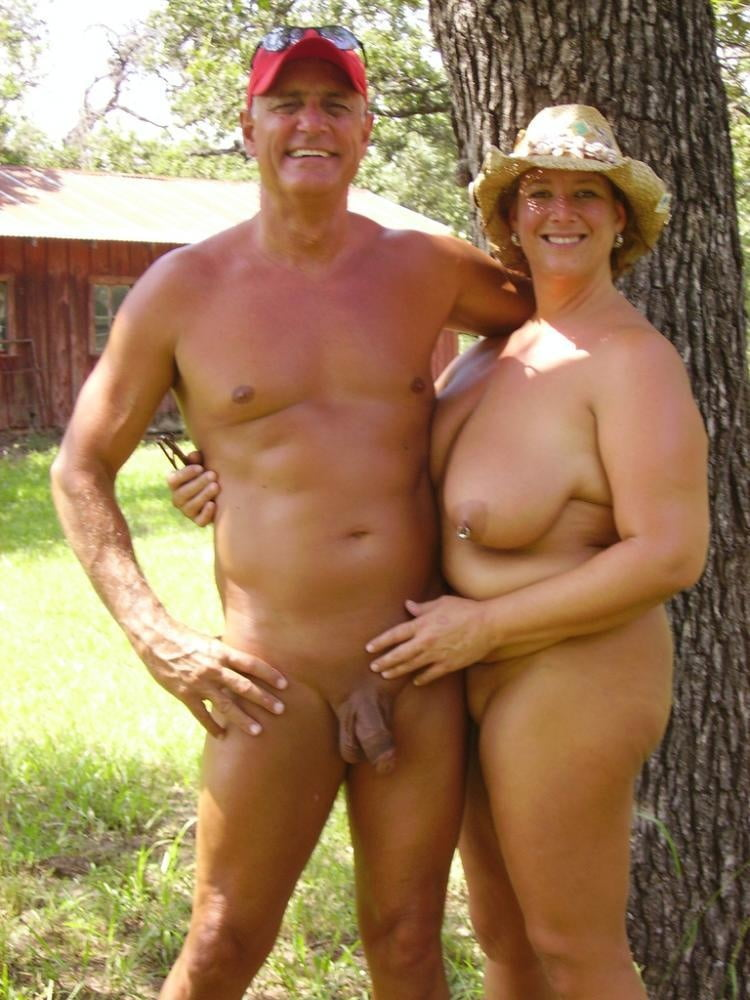 Naked Beach Couple