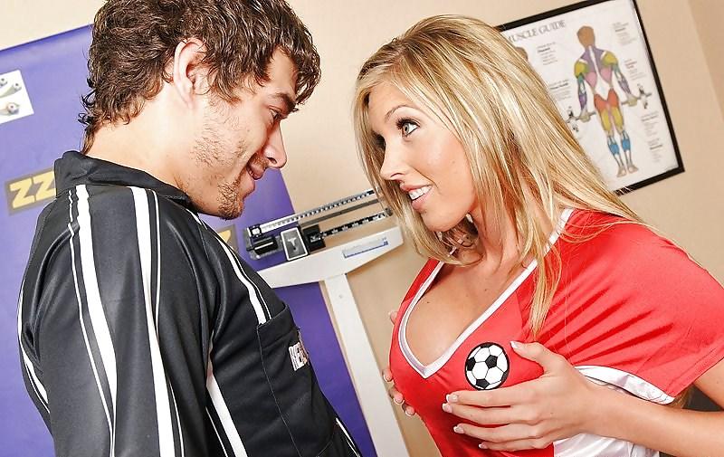 Teen soccer sex