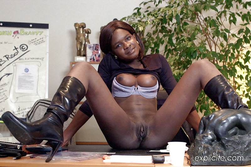 Beautiful black girl fucked