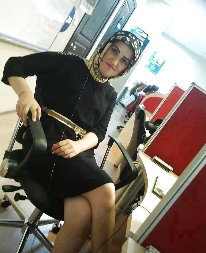 Sexy hijab tube