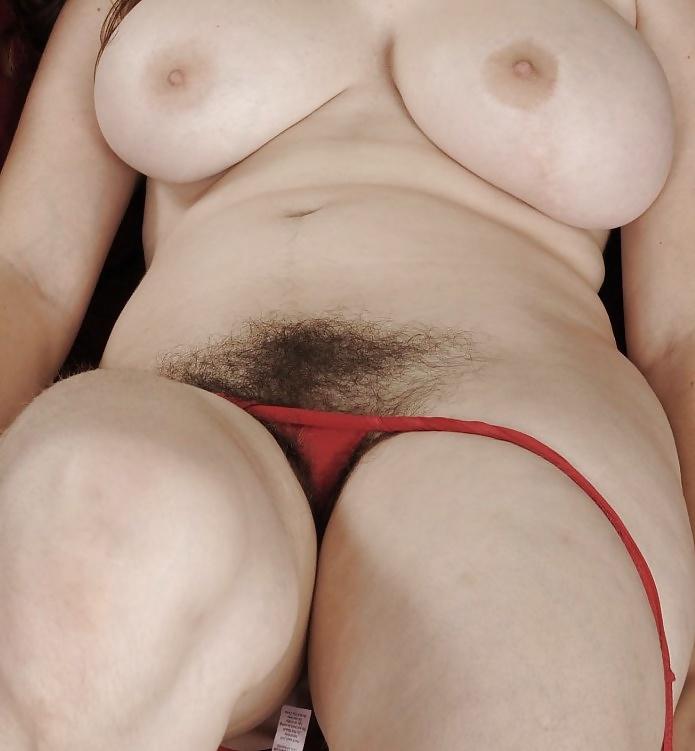 Фото пышных и волосатых — 3