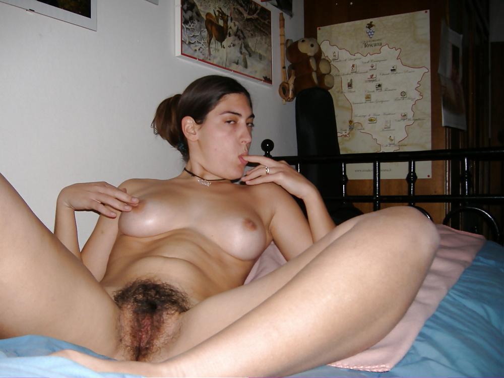 Hairy Amateur Michelle Redtube 1