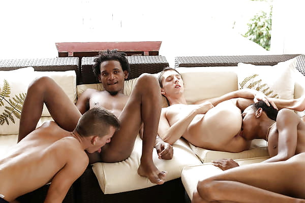 Black on black gay sex videos