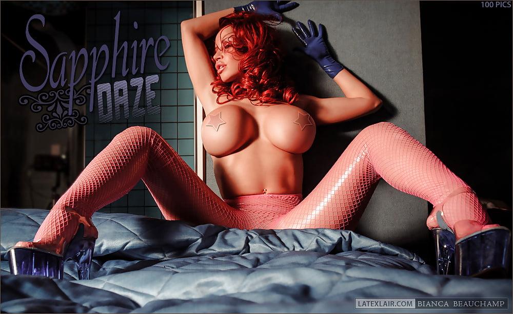 Bianca beauchamp sexy kiss scene — img 15