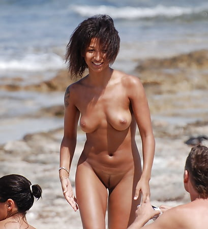 nude beach vacation