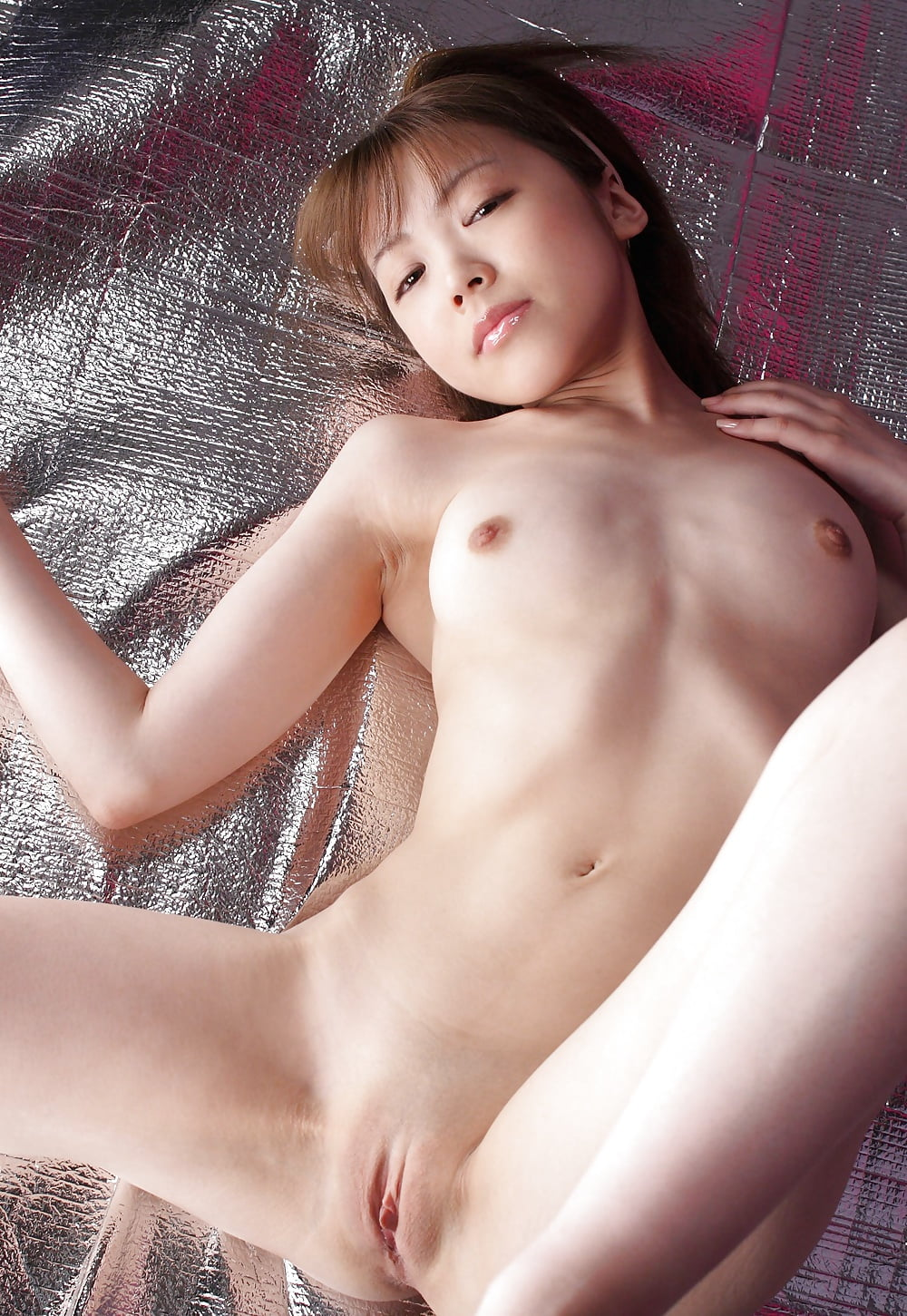 Young Asian Nudist Women With Small Tits