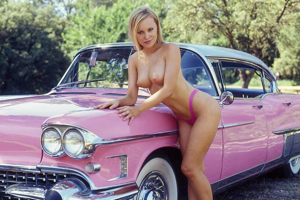 Big Tits Tiny Bikini Car Wash