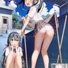 Anime Girl Upskirt-Pantyshots
