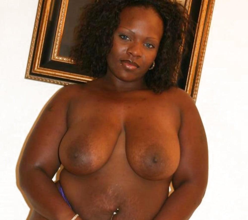 Big fat ass black woman