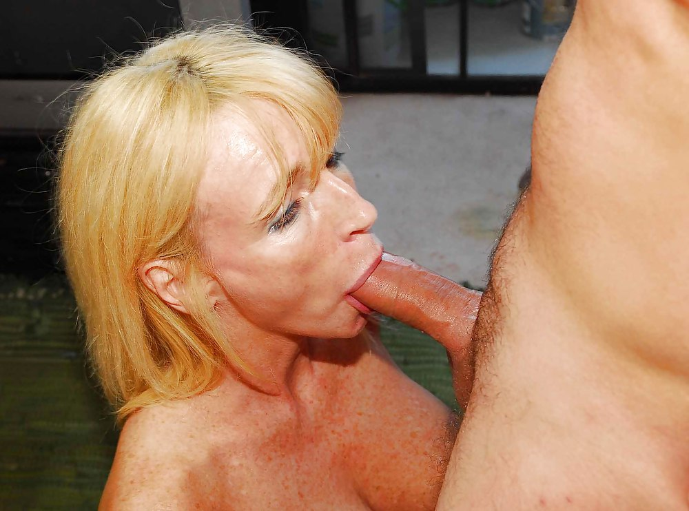 Sexy mature cocksuckers, freckled plain girl