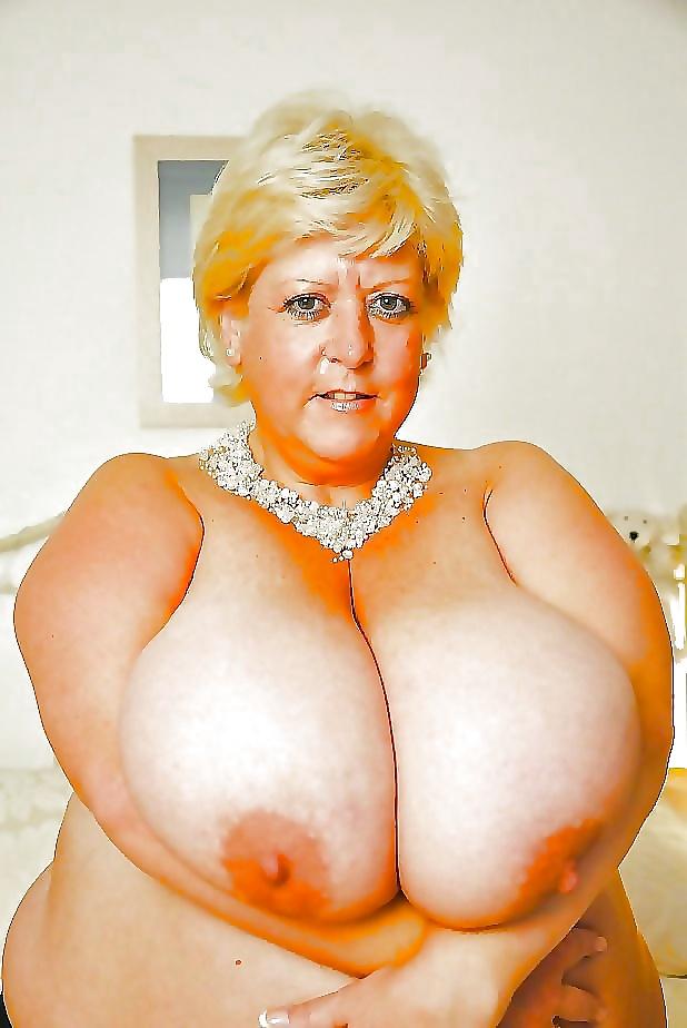 Granny Big Tits XXX