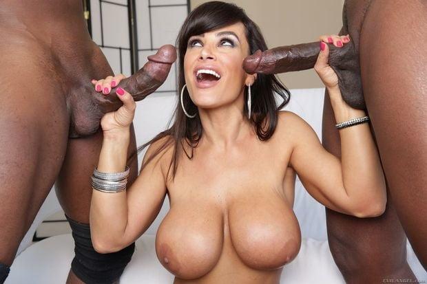 Lisa Ann Interracial Ana Pornvibe 1