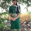 Thai dress green EP.1