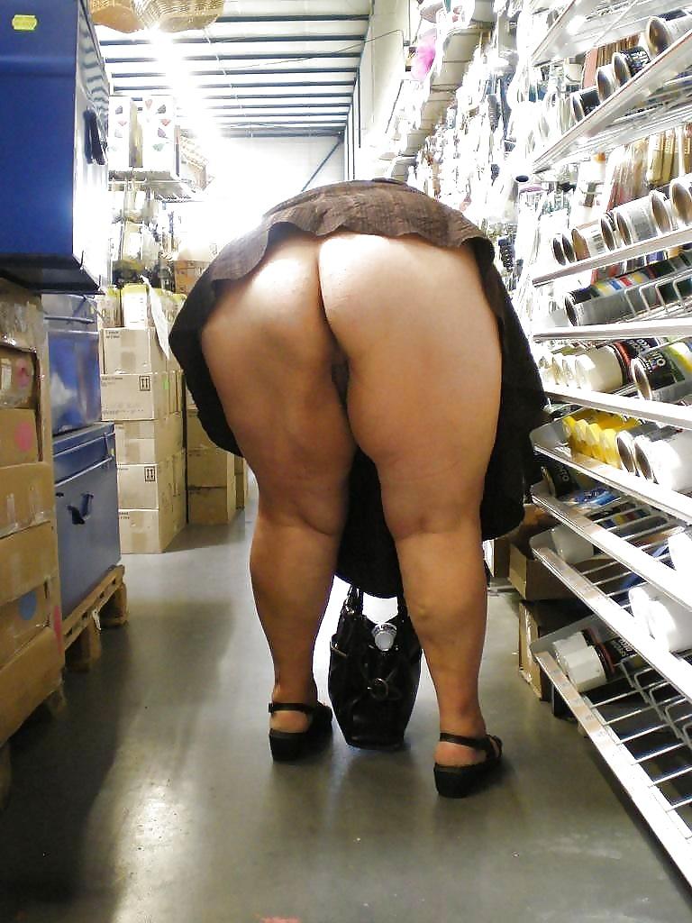 фотографии толстых телок без трусиков
