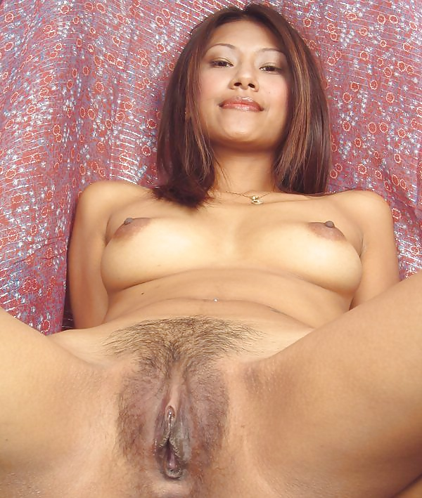 Girl thai srow pussy