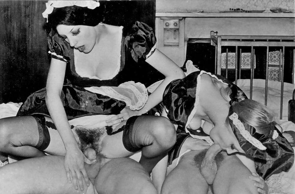 Порно из прошлого века видео — 7