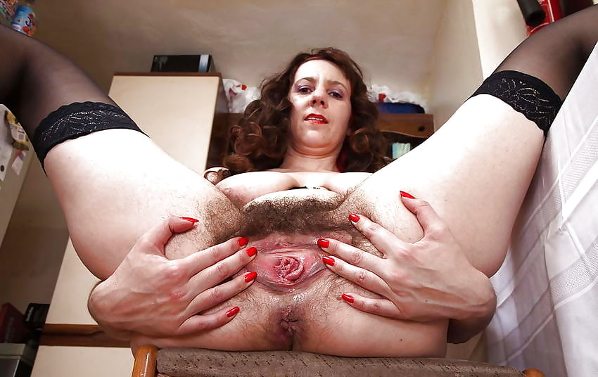 Hairy cunt matures anal video reviews 14