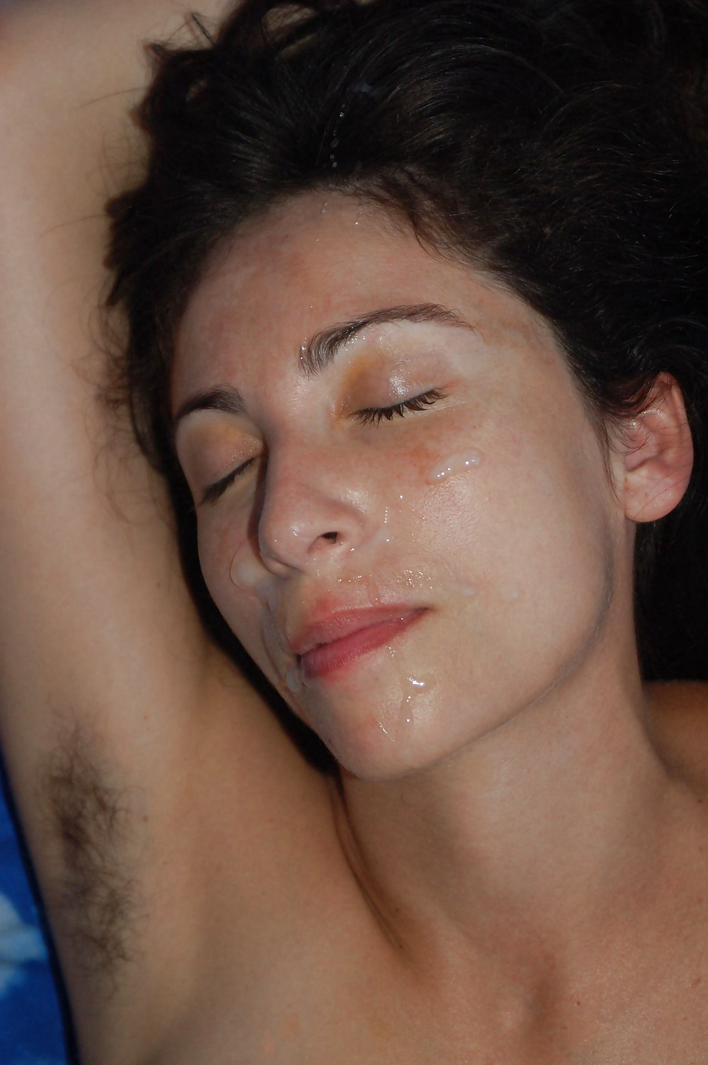 Amateur Hairy Armpits Spreading - Pits - Love Is In The -4127