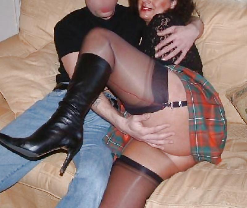 British Mature Sluts Boots  Latex - 9 Pics - Xhamstercom-6030