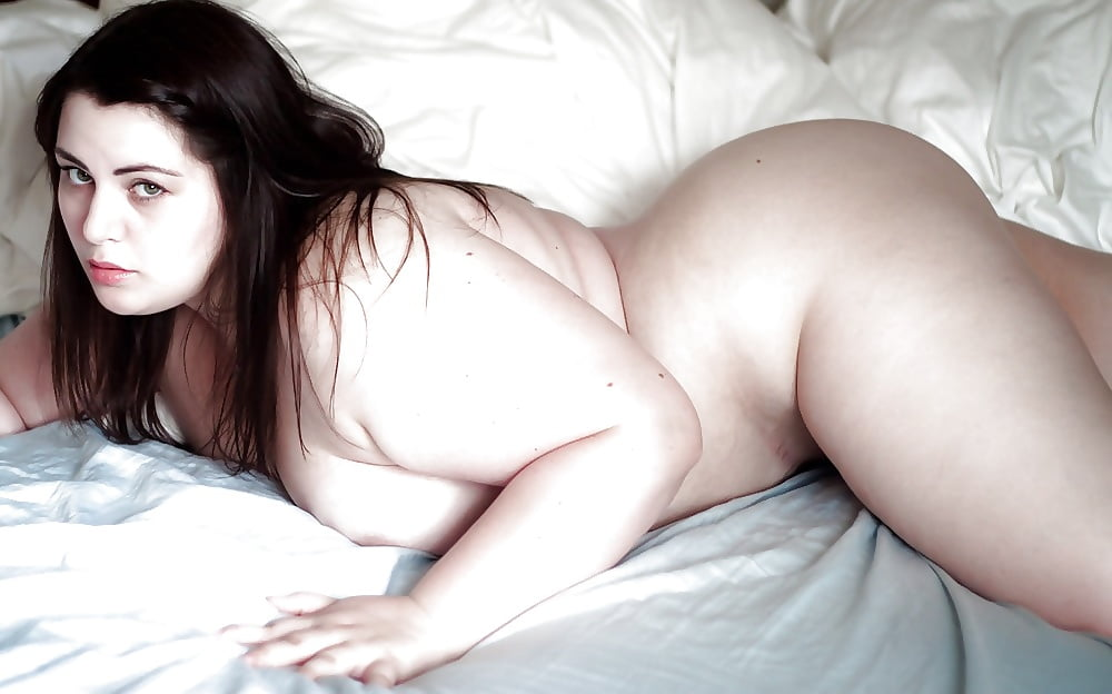 Plus size naked sexual
