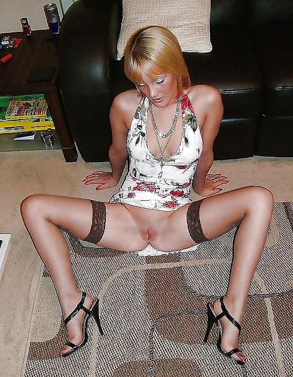 Sexy milf high heels-2901
